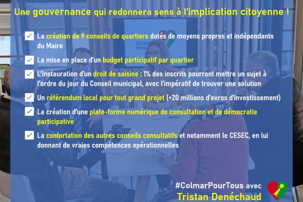 gouvernance - Colmar Pour Tous